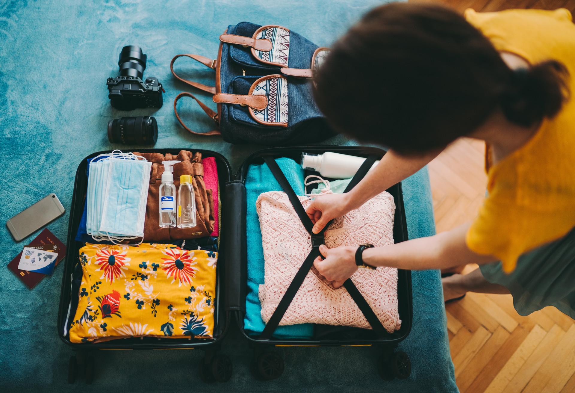 Cenne rzeczy jadą w bagażu podręcznym..