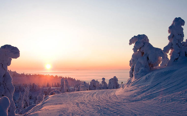 10 najlepszych ośrodków narciarskich w Skandynawii