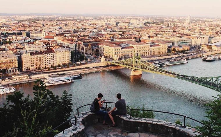 Najlepsze europejskie miasta na city break w 2018