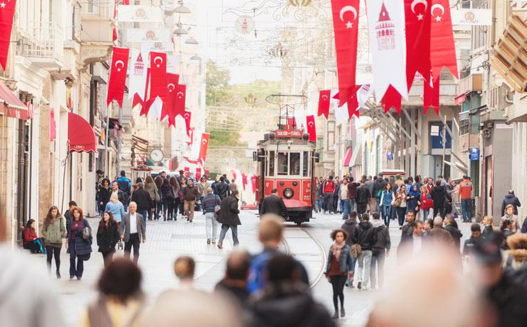 Na styku dwóch kontynentów: przewodnik po Stambule